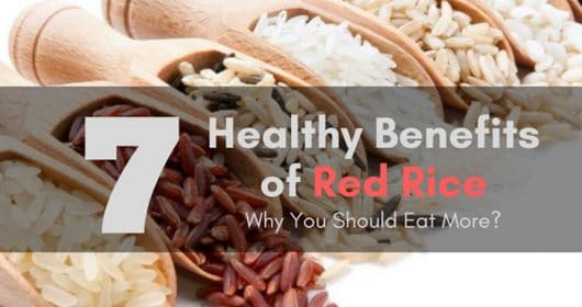 7 Health Benefits of Red Rice and Why You Should Eat More