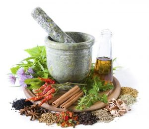 Herbal teas and Remedies