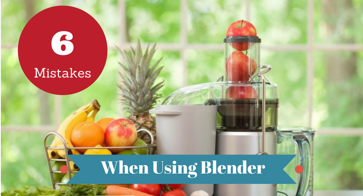 6 Important Mistakes You Should Avoid When Using Blender 1 #cookymom