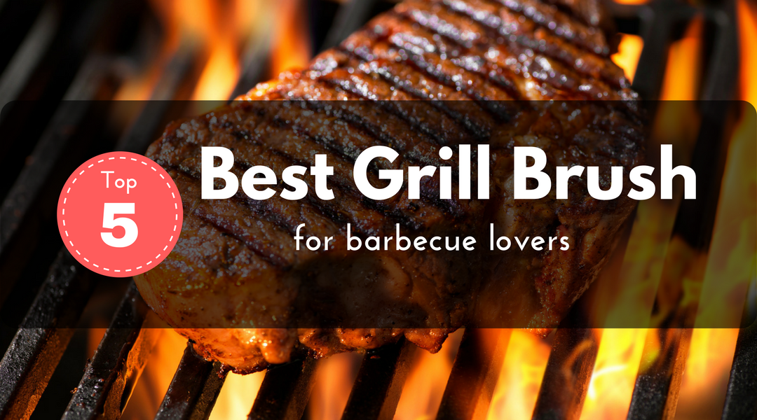 Best Grill Brush Reviews 2018: Top 5+ Recommended