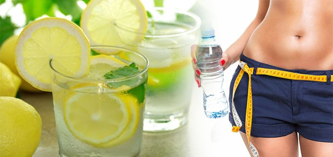 Health benefits of Lemon Water - Great if you're trying to lose weight
