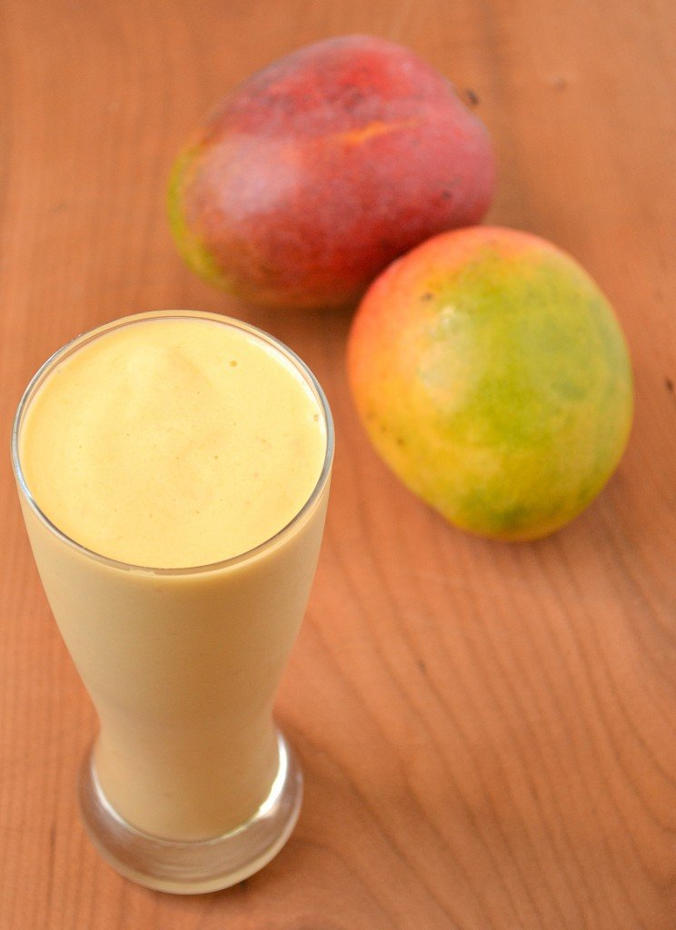 Tropical Mango Smoothie