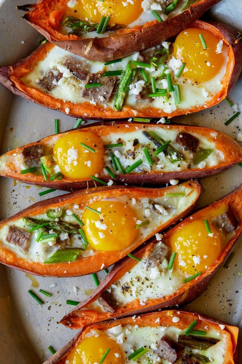 Mouth-watering Baked Egg Boat Recipes that will satisfy your appetite 5 #cookymom