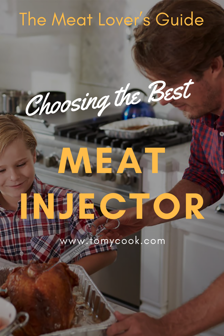 The Meat Lover's Guide in Choosing the Best Meat Injector for the Tastiest Meat of Your Life