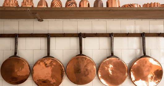 Copper Cookware: Benefits and Harm
