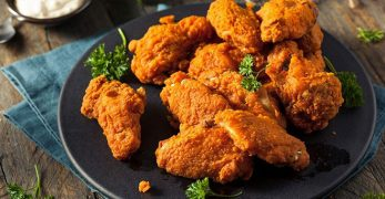 How to Reheat Chicken Wings the Tasty Way