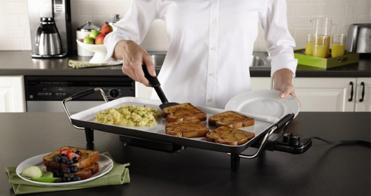 Best Electric Griddle Reviews 2018: Top 5+ Recommended