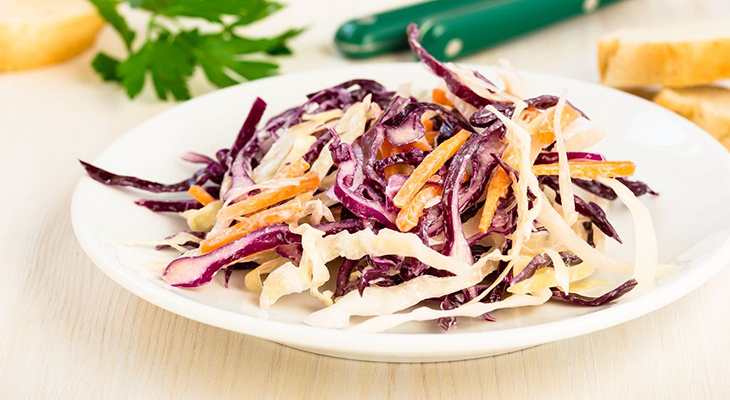 Kitchen Fact: Can You Freeze Coleslaw?