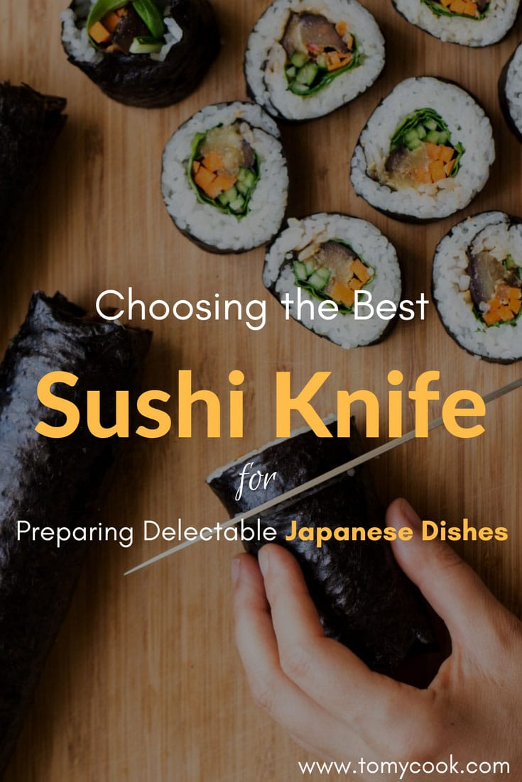 Best Sushi Knife Reviews 2019: Top 5+ Recommended 15 #cookymom