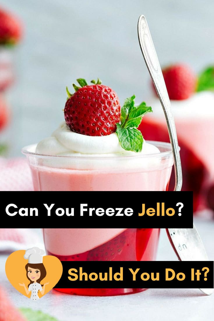 Can You Freeze Jello? Should You Do It? 2 #cookymom