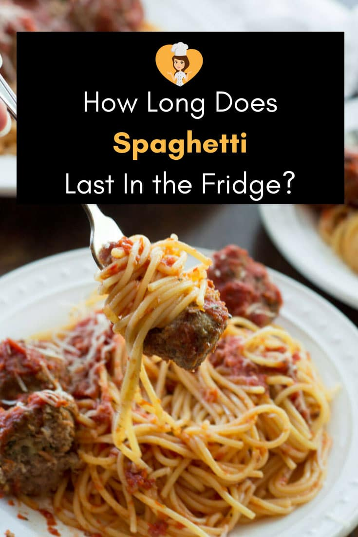 How Long Does Spaghetti Last In the Fridge? 1 #cookymom