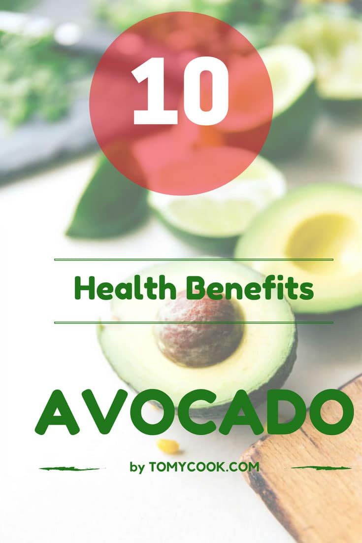Top 10 remarkable Health benefits of Avocado 2 #cookymom