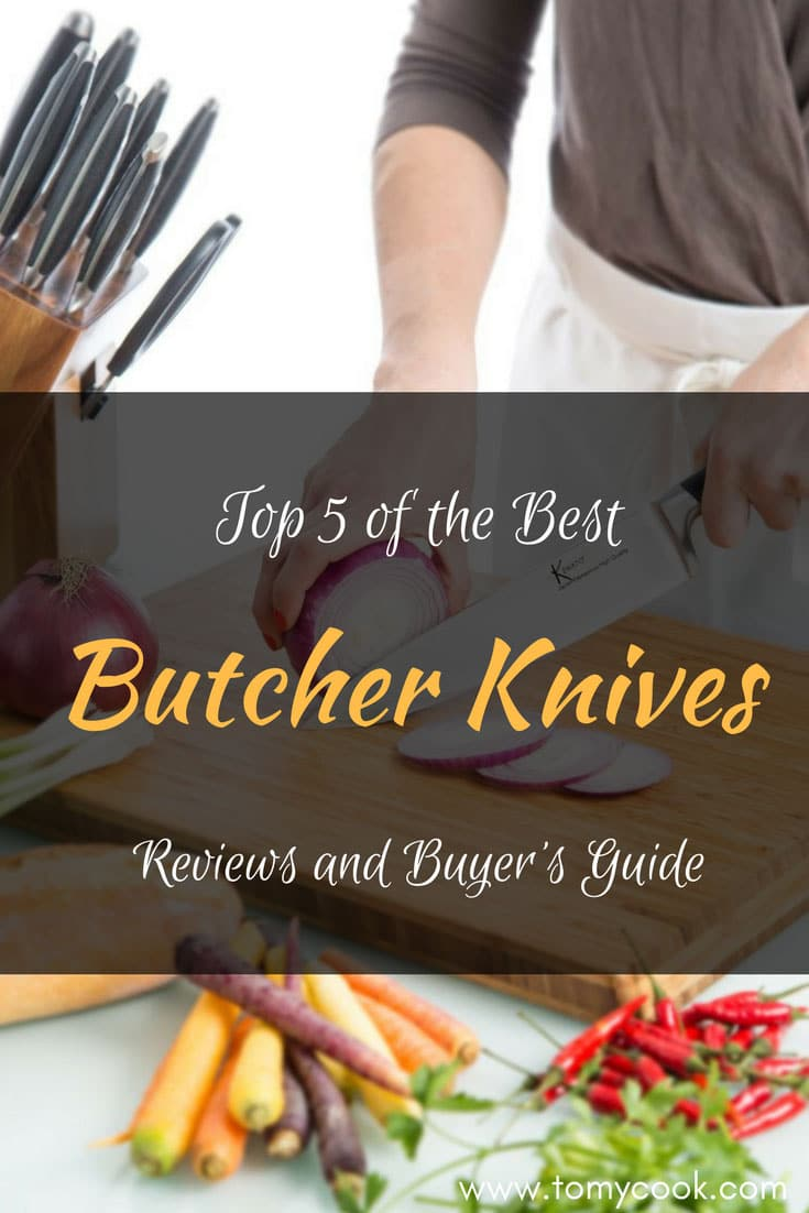 Best Butcher Knives Reviews 2019: Top 5+ Recommended 13 #cookymom