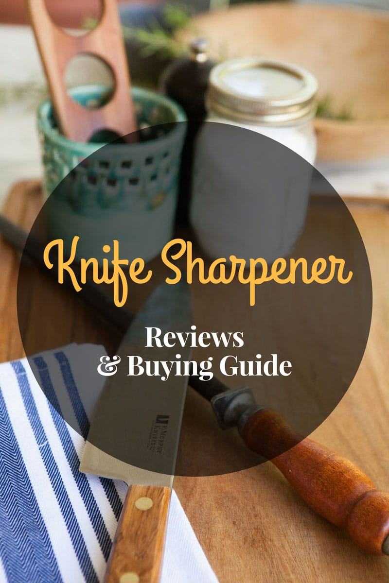Best Knife Sharpener Reviews 2019: Top 5+ Recommended 16 #cookymom