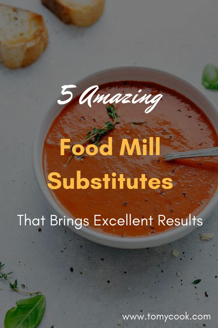 5 Amazing Food Mill Substitutes That Brings Excellent Results 2 #cookymom