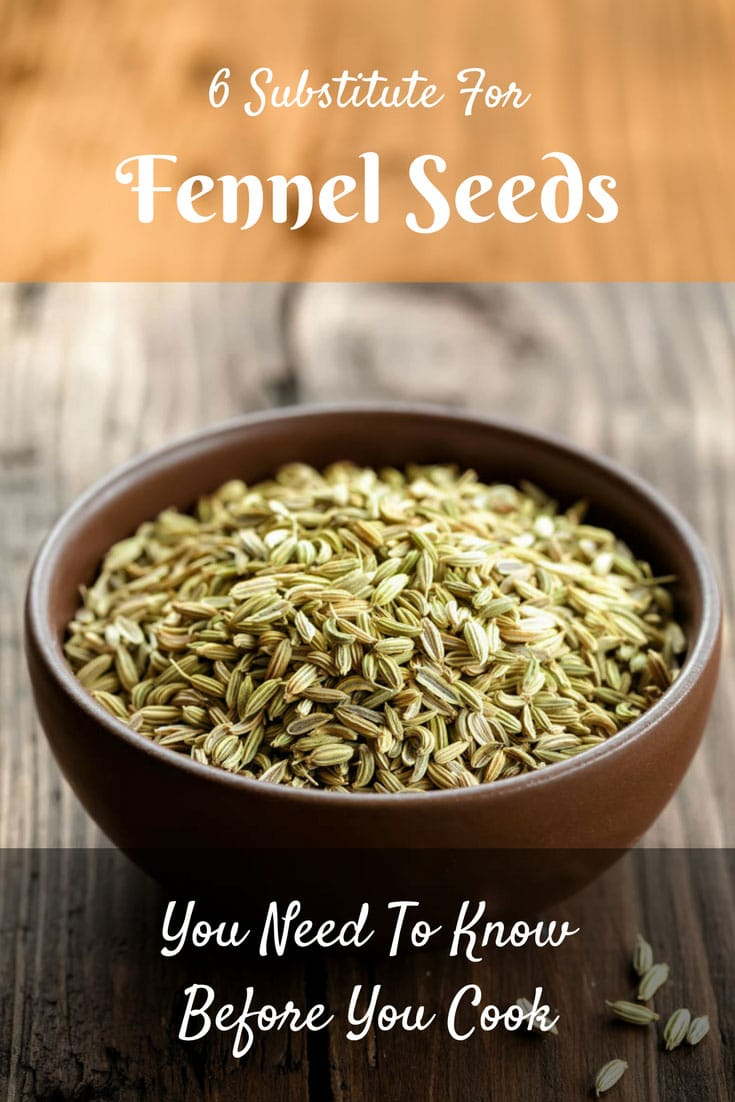 6 Substitute For Fennel Seeds You Need To Know Before You Cook 1 #cookymom