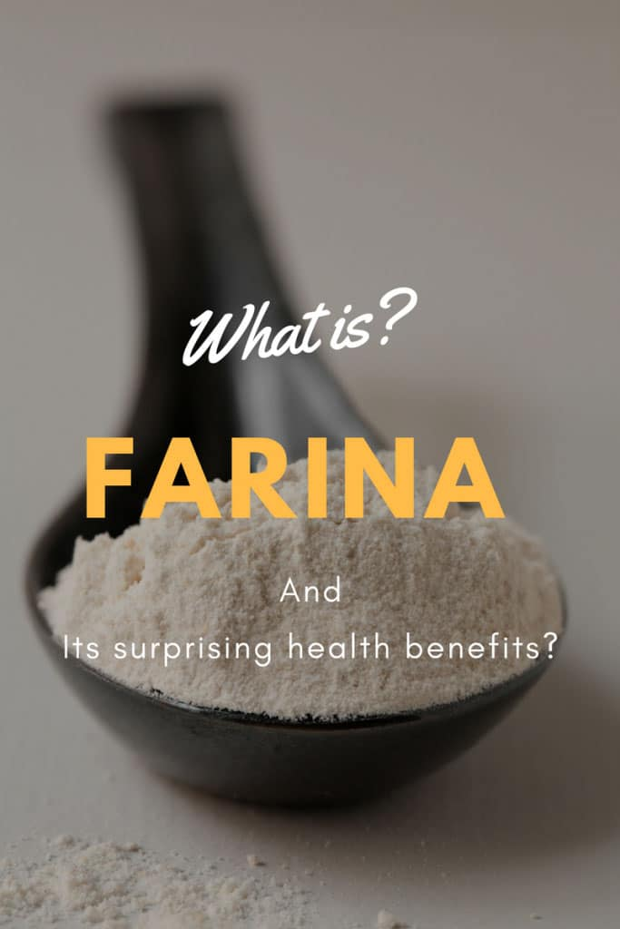 What is Farina and Its Surprising Health Benefits? 1 #cookymom