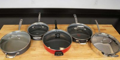 Best Saute Pan: Top 8 Picks in 2021 and Buying Guide