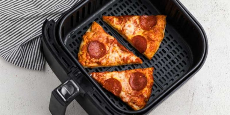 How To Reheat Pizza in an Air Fryer: A Step-By-Step Guide 3 #cookymom